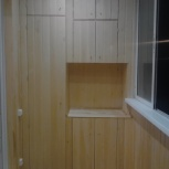 Шкаф на лоджию и балкон, Новосибирск