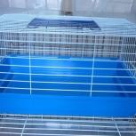 Клетка для кроликов и морских свинок, Новосибирск