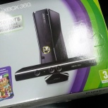 Microsoft Xbox 360 S 250Gb + Kinect, Новосибирск