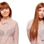 Ленточное наращивание волос, Новосибирск