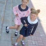 Легкого розовое платье для девочки от 1.5 до 3-х лет, Новосибирск