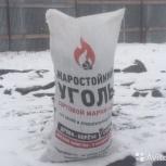 Уголь каменный, сортовой в мешках, Новосибирск