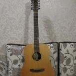 """12-струнная гитара """"Давина"""", Новосибирск"""