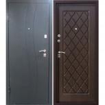 """Входная дверь """"Водолей"""", Новосибирск"""