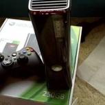 Продам Xbox 360 Slim 250Gb, Новосибирск