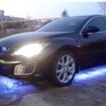 Светодиодная подсветка для днища, салона, багажник, Новосибирск