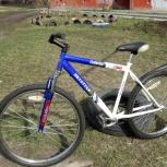 """Велосипед  с амортизационной вилкой (колёса 26""""), Новосибирск"""