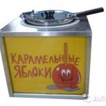 """Аппарат приготовления карамели для яблок """"Карамелита"""", Новосибирск"""
