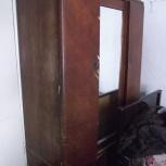 Продадим старинный шкаф и буфет, Новосибирск