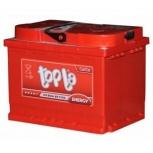 Продам аккумулятор Topla60Ah Новосибирск сдай старый акб получи скидку, Новосибирск