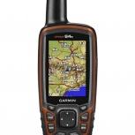 Garmin GPSMap 64s + Birdseye Туристический GPS навигатор, Новосибирск