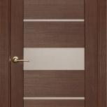 """Межкомнатные двери эко-шпон """"Параллель"""", Новосибирск"""