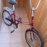 Продам велосипед подростковый Stern складной, Новосибирск