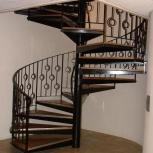 Лестницы, ступени, перила, Новосибирск