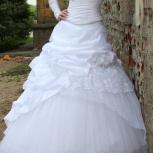 Продам шикарное свадебное платье из салона, Новосибирск