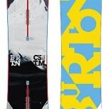 продам сноуборд  Burton. CustomX 156 новый, Новосибирск