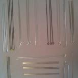 Набор из 42 спиц и 1 булавки для вязания, Новосибирск
