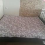 Кровать двуспальная с матрасом, Новосибирск