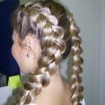 Плетение кос, Новосибирск