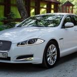 Jaguar XF Premium Luxury, Новосибирск