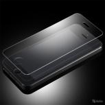 Защитное стекло на айфон iPhone 5/5S, Новосибирск