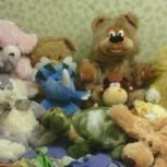 Мягкие игрушки пакетом, Новосибирск