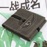 Мужской кошелек портмоне Kayguri Цвет Серый, Новосибирск