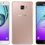 Телефон Samsung Galaxy A3 SM-A310F (2016) новые, Новосибирск