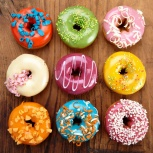 Производство Американских пончиков Донатс ( Donuts ), Новосибирск