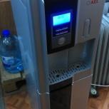 Кулер для воды LC-AEL-180B LCD с холодильником бу, Новосибирск