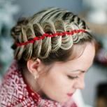 Обучение плетению кос, Новосибирск