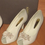 Туфли офисно-нарядные цвет nude пудровый Baden Германия на 38-39 н/к, Новосибирск