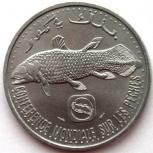 Коморские острова 5 франков 1992, Новосибирск