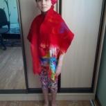 Продам шарф+шапка, Новосибирск