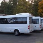 Заказ микроавтобуса от 7 до 20 мест / Заказ автобуса от 30-45 мест., Новосибирск