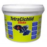 TETRA Cichlid Sticks 10 л палочки д/всех видов цихлид, Новосибирск