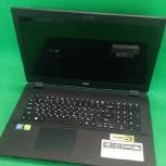 Ноутбук Acer ES1-731, Новосибирск