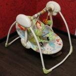 """Детская кресло-качелька  """"Bright Stars"""", Новосибирск"""