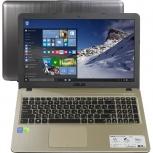 Новый ноутбук Asus X540LJ-XX187T Intel Core i5 5200U, Новосибирск