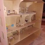 Коттедж с мебелью (игрушка), Новосибирск