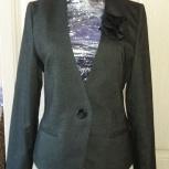 Пиджак серый новый, Новосибирск