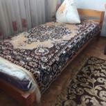 Продам кровать б/у, Новосибирск
