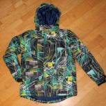 Куртка для мальчика р. 140  шелковая мембрана, Новосибирск