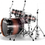 Sonor SEF 11 Stage 1 Set Brown Galaxy Sparkle, Новосибирск