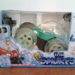 Радио машинка Смурфики/The Smurfs, Новосибирск