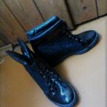 Весенние ботинки, Новосибирск