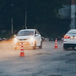 Экстремальное и контраварийное вождение, Новосибирск
