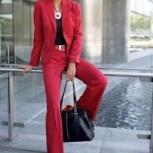 Брючный костюм для бизнес леди, Новосибирск