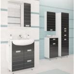 """Мебель для ванной """"Квадро"""", Новосибирск"""