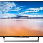 43'' (109см) Sony KDL-43WD756 LED SMART Wi-Fi 400Hz FHD DVB-T2, Новосибирск